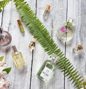 Favourite Spring/Summer Fragrances