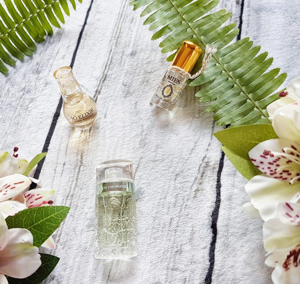 Favourite Spring/Summer Fragrances