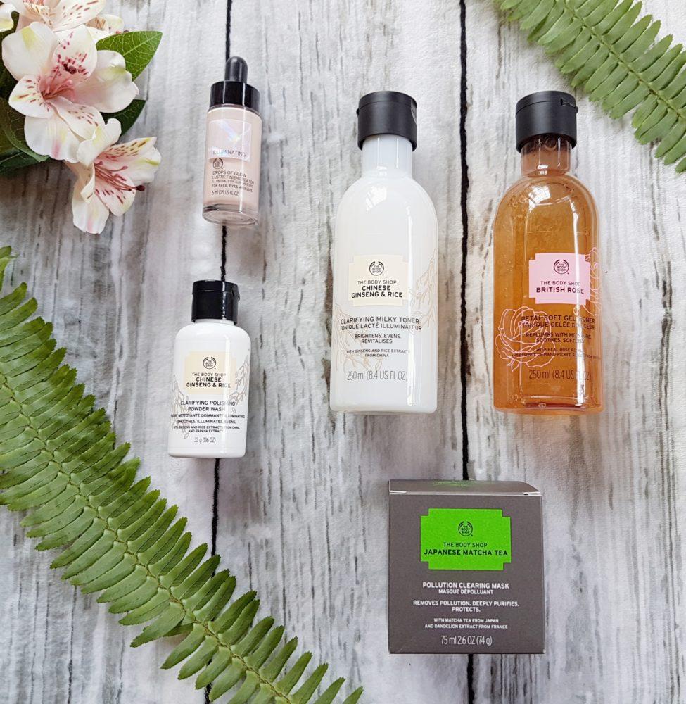 The Body Shop SA Haul
