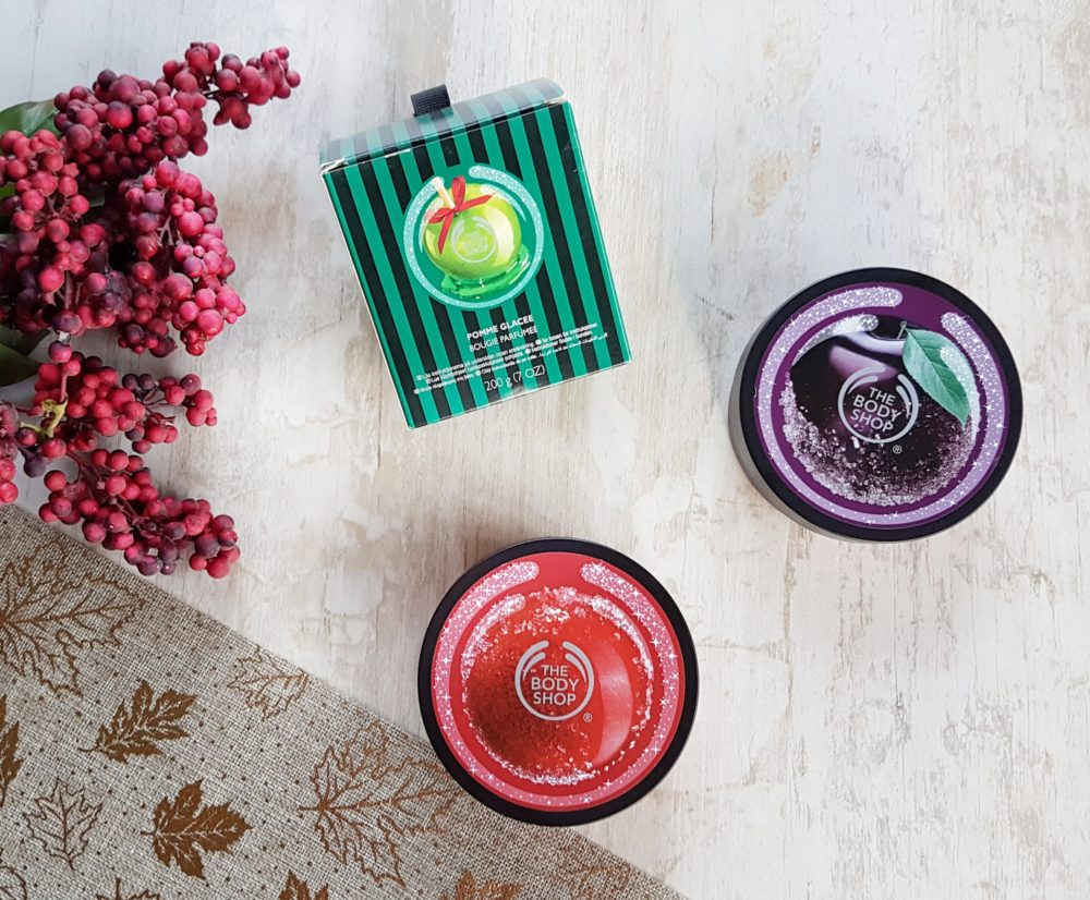 October First Impressions The Body Shop Christmas Collection