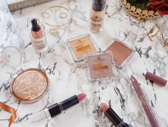 New essence Catrice Launches