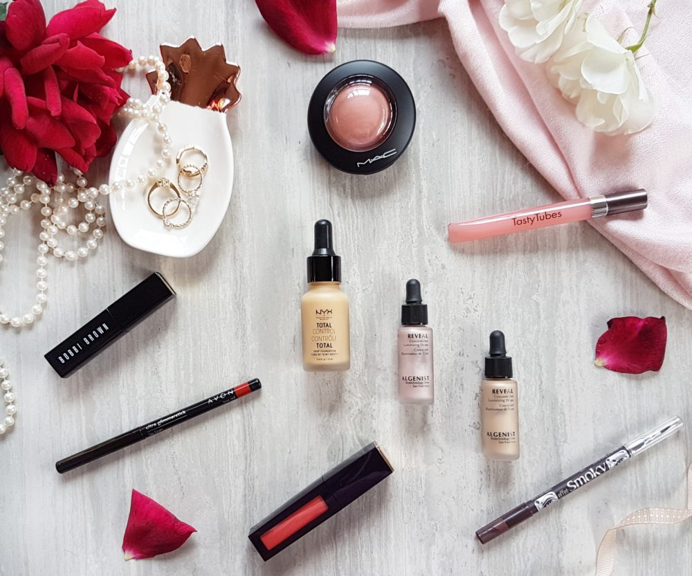 Makeup for flawless glowing skin