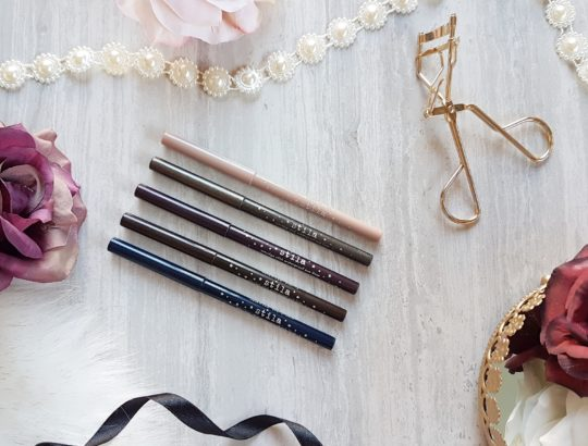 Stila Smudge Stick Waterproof Eyeliner Review and Swatches