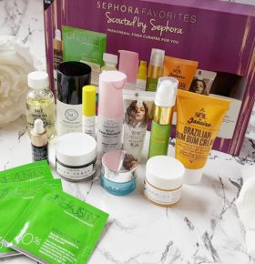 Scouted by Sephora Haul