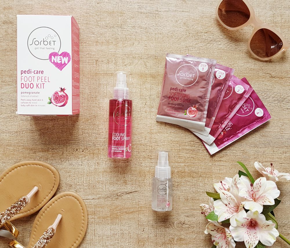 Treats for your feet from Sorbet