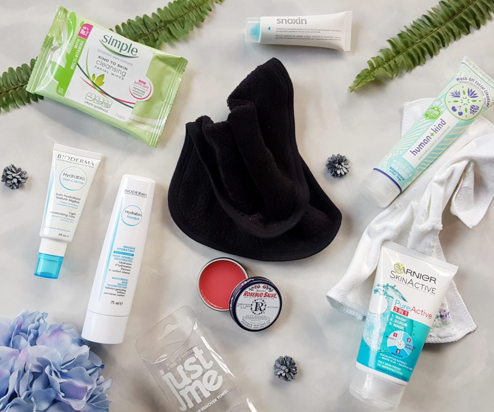 New Skincare on Trial