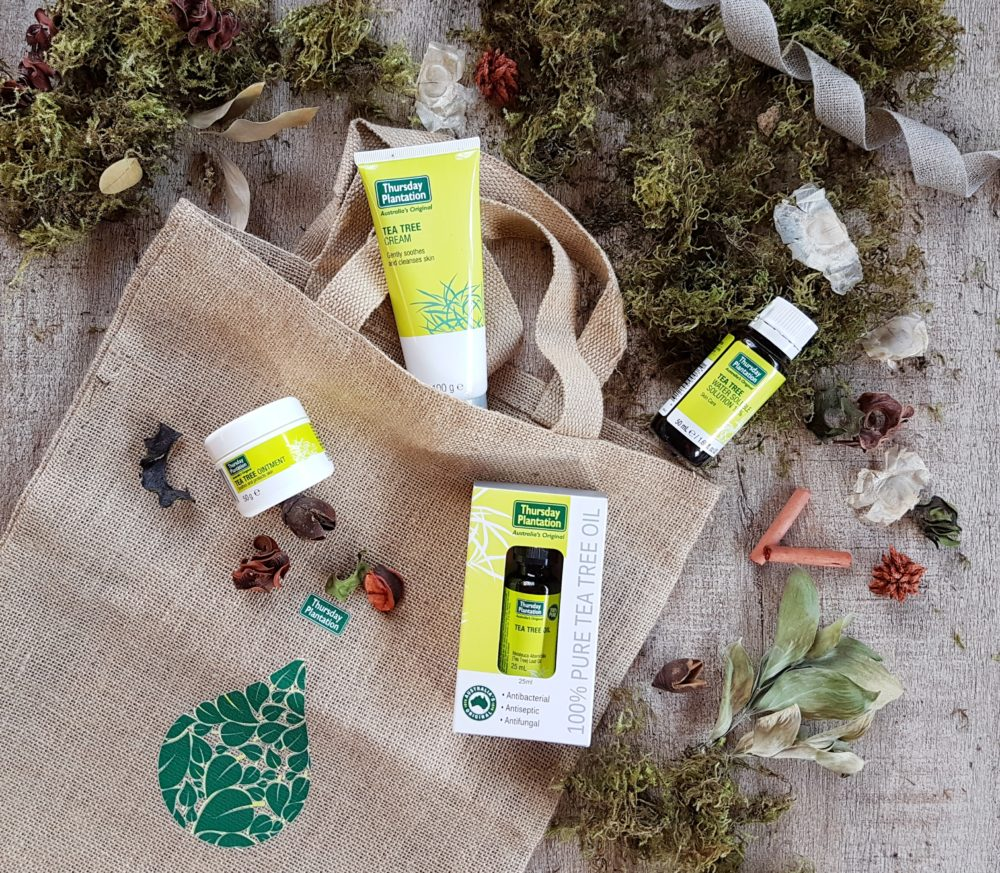 Thursday Plantation Tea Tree Range Review