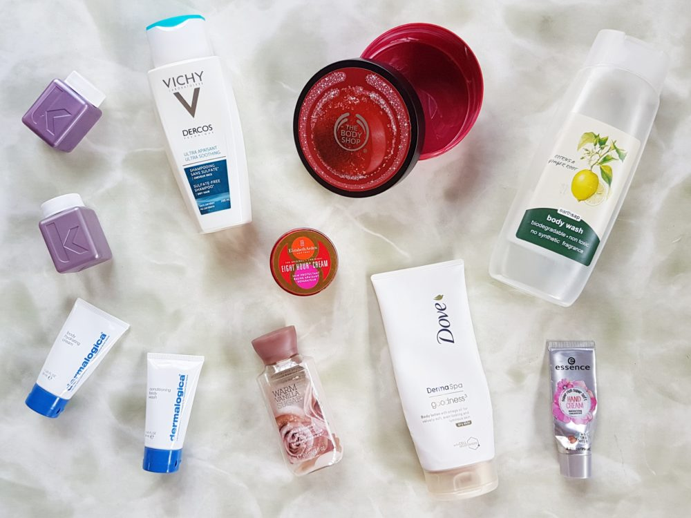 December Beauty Favourites + Empties