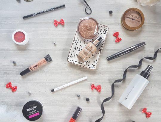 A Budget Beauty Edit