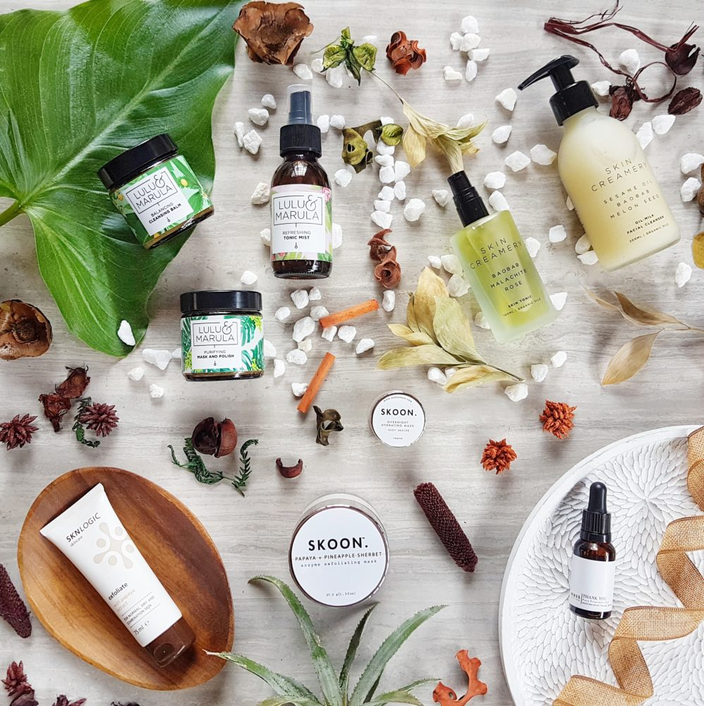 Favourite South African Skincare Brands