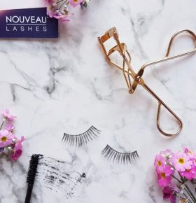 Nouveau Lashes LVL Enhance Lash Lift