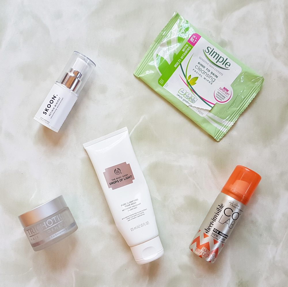 January Beauty Favourites + Empties