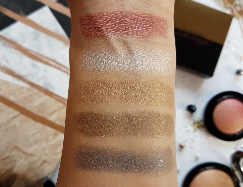 MAC Jade Jagger Burning Nights Review and Swatches