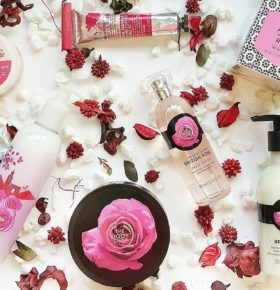 The Body Shop South Africa Roses