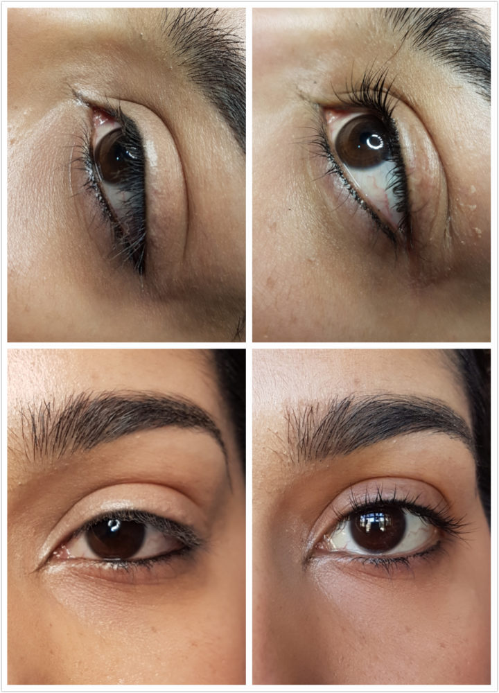 Lash Lift Review LVL