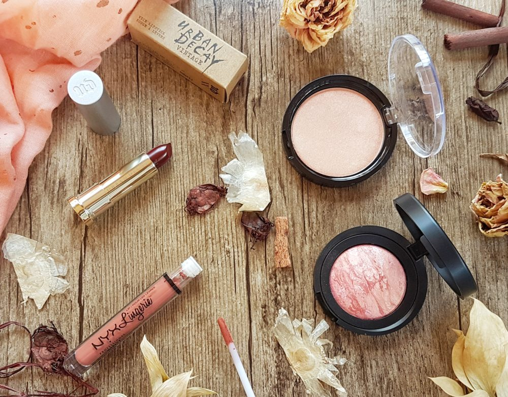 Autumn Makeup Picks