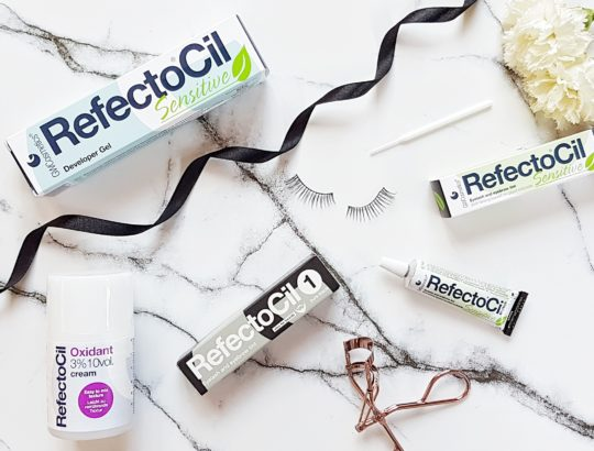RefectoCil Tint Review