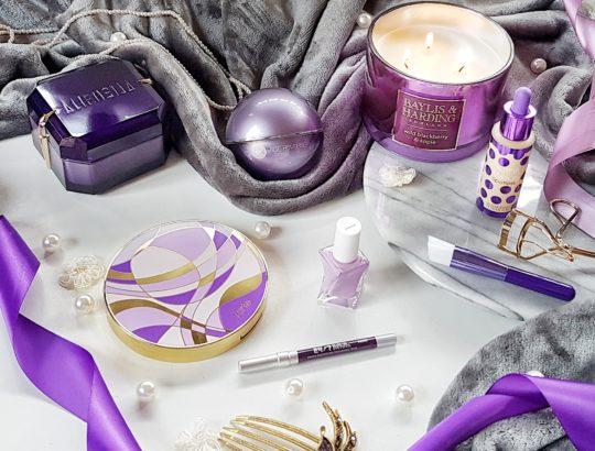 A Purple Beauty Edit