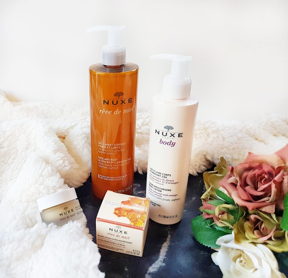 Best Nuxe products for Winter