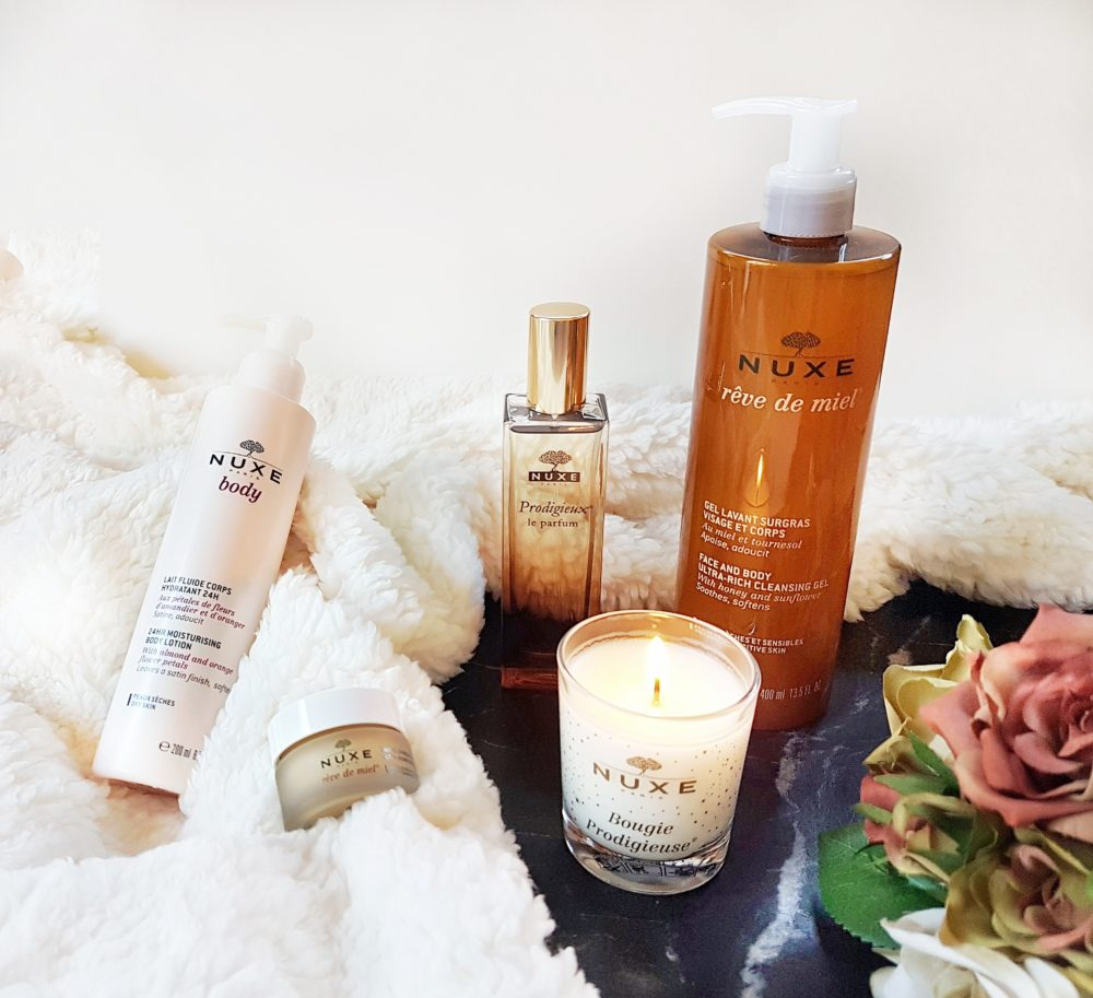 A Winter Pamper with Nuxe