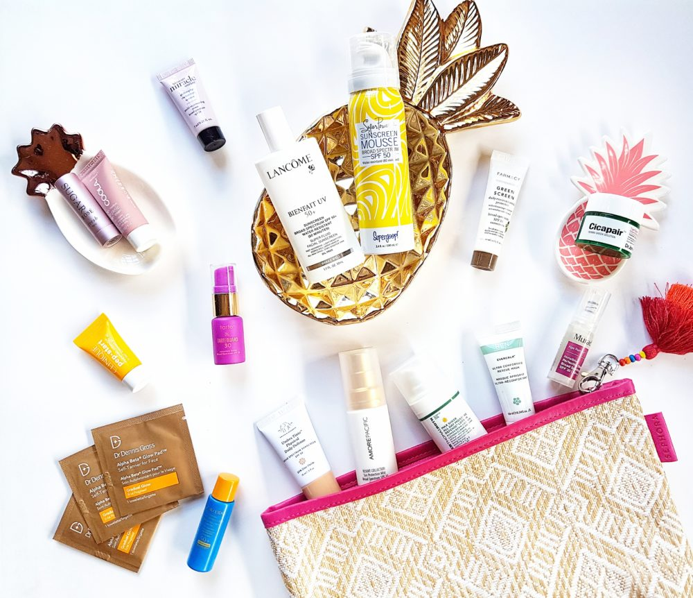 Sephora Sun Favorites