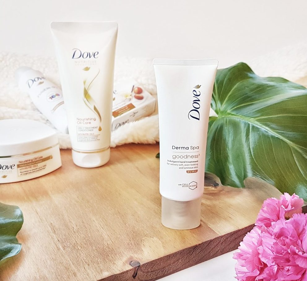 Dove DermaSpa Hand Cream Review
