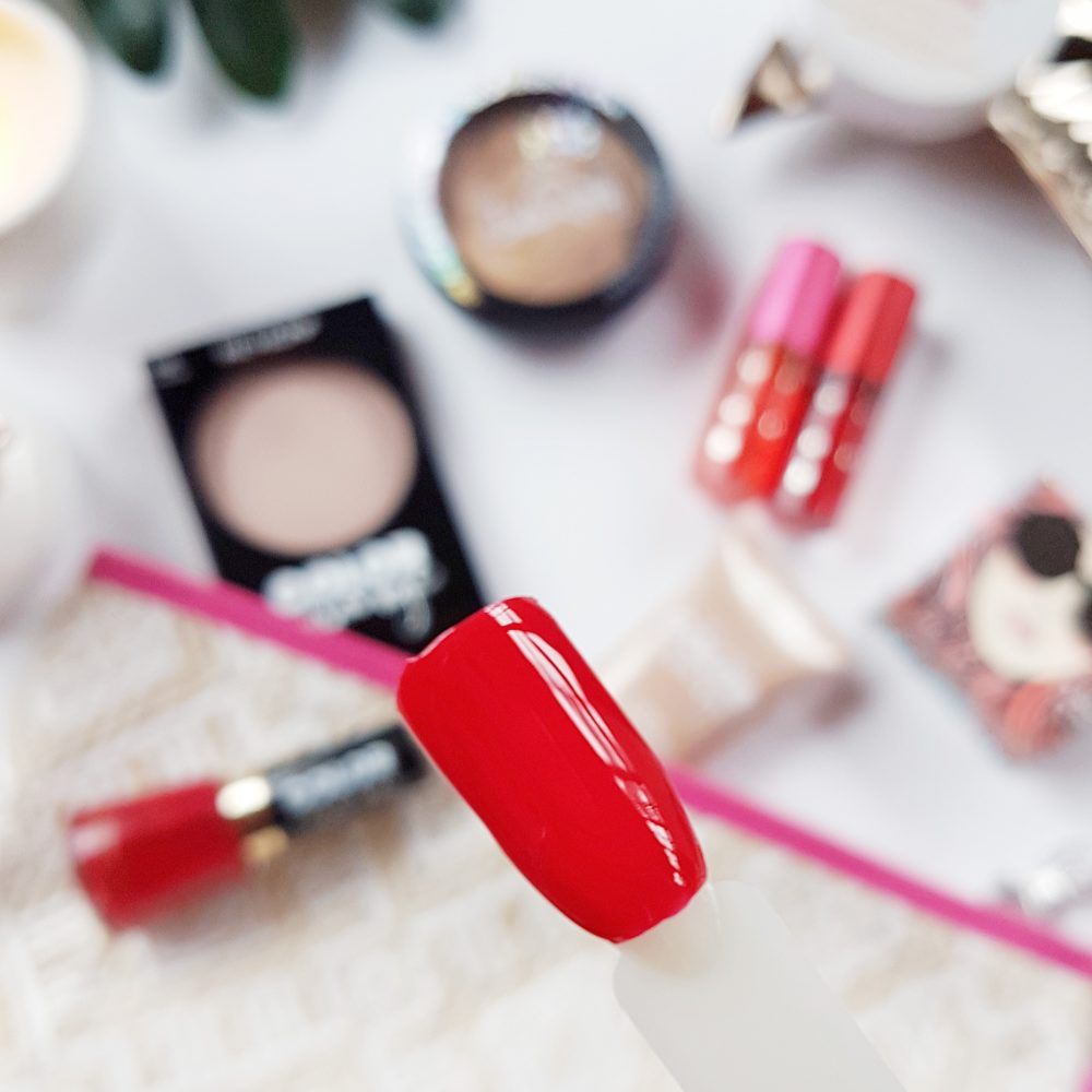 Summer Makeup Edit Revlon Crimson Jelly