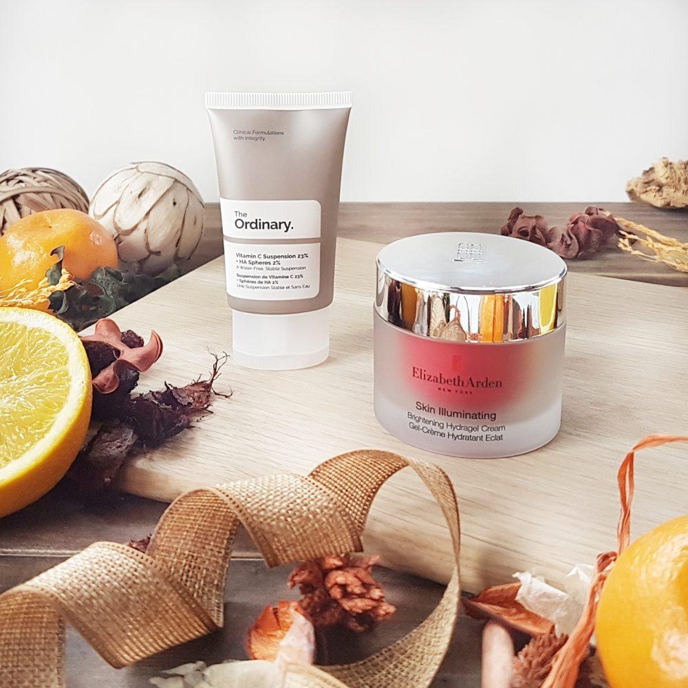 Vitamin C Skincare Edit Elizabeth Arden