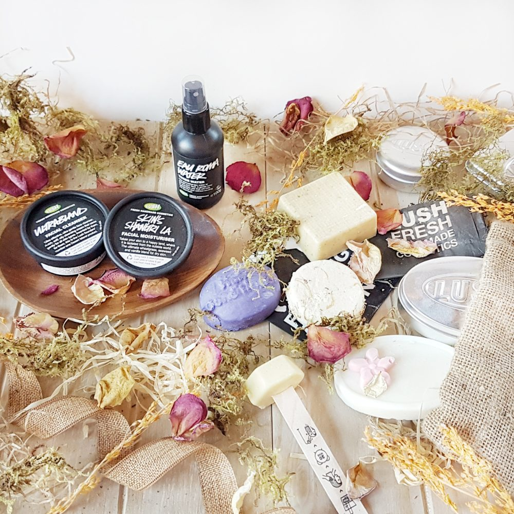 Lush Naked Products Review Skincare Review