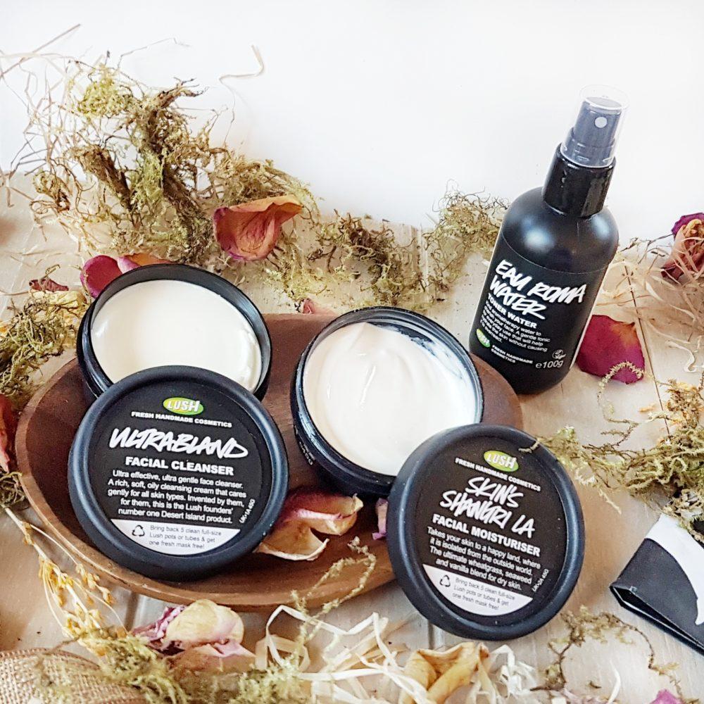 Lush Skincare Review