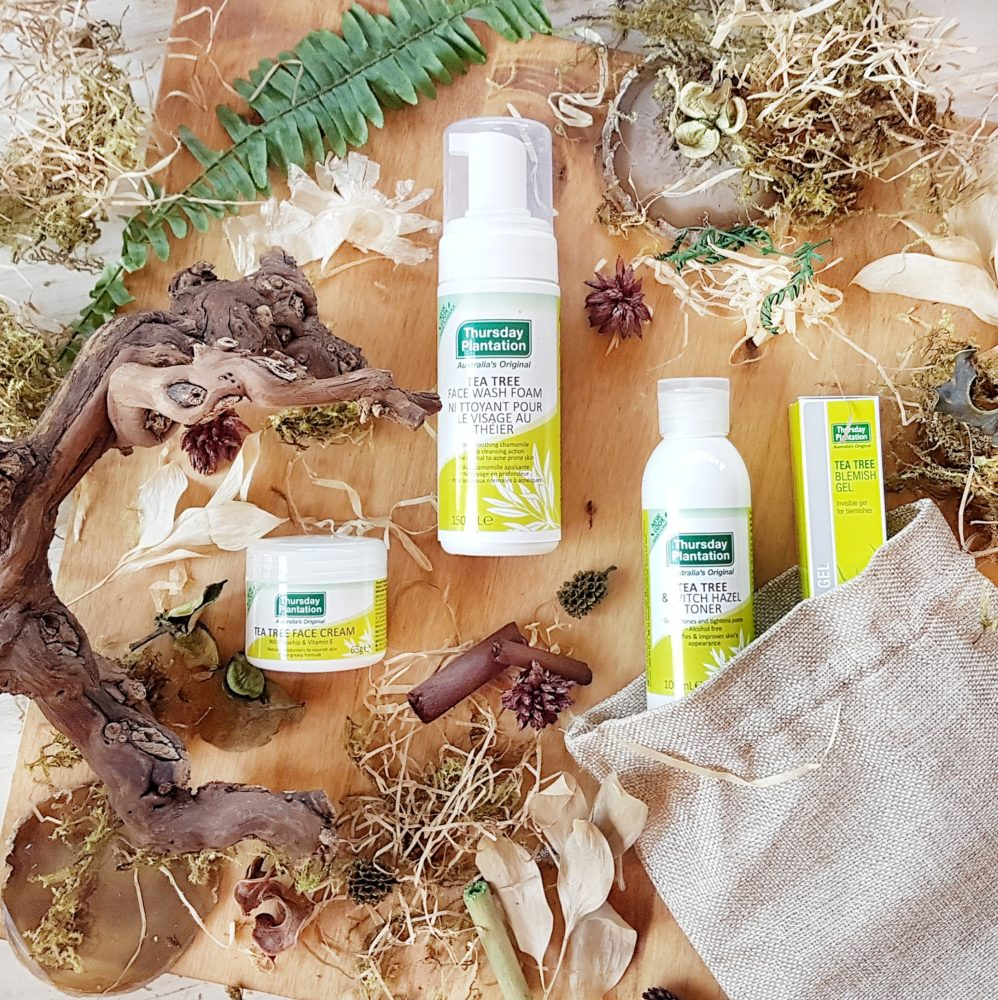 Thursday Plantation Acne Range