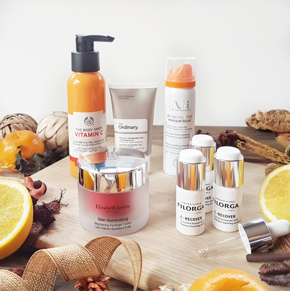 July First Impressions Vitamin C Skincare