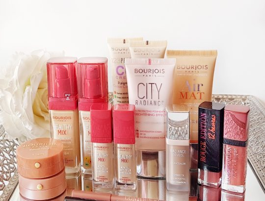 August Beauty Haul Bourjois