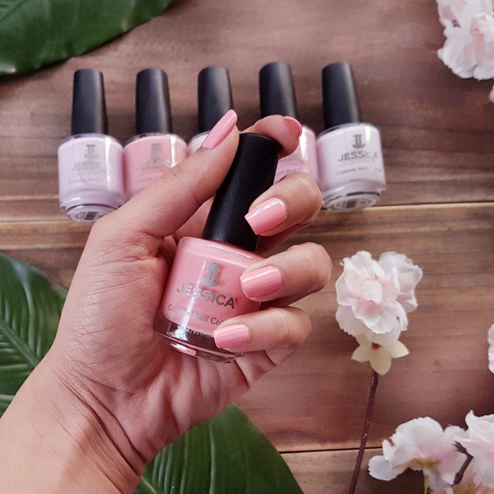 Jessica Cosmetics La Vie En Rose Peony