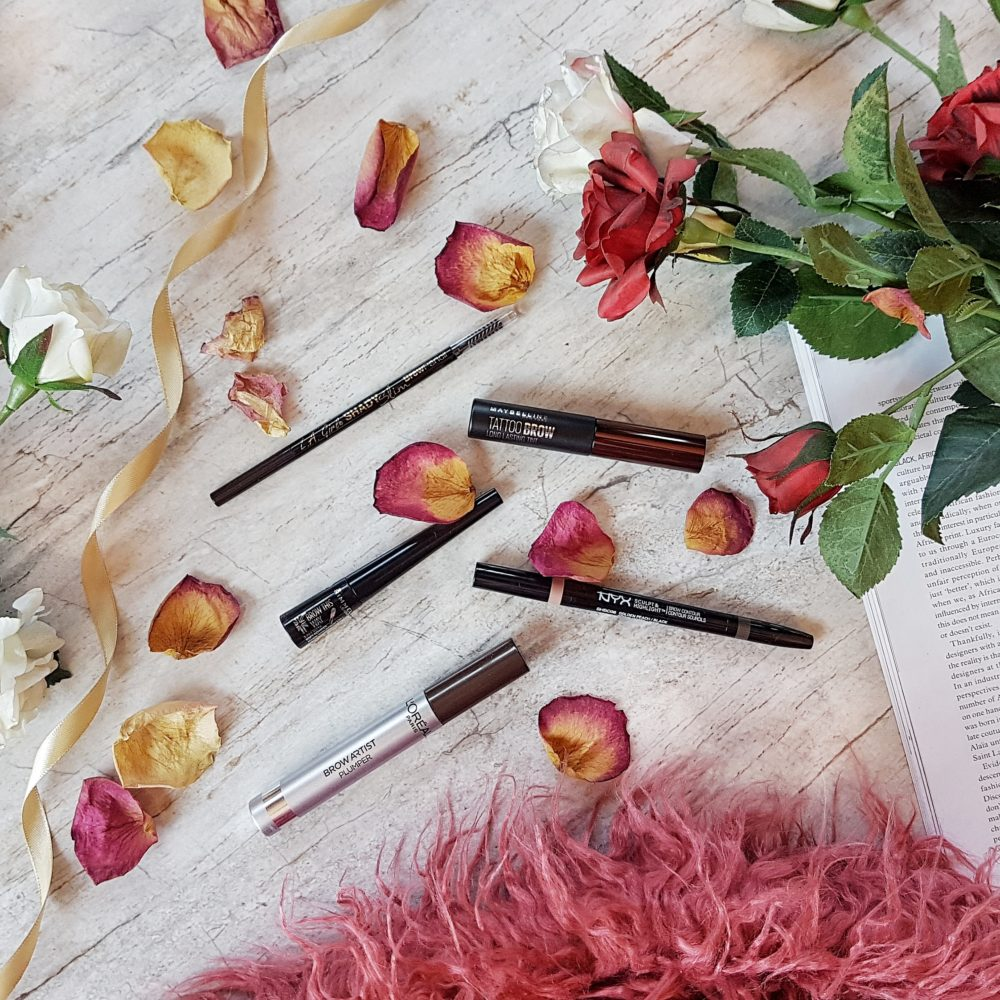 New Affordable Brows Maybelline Tattoo Brow