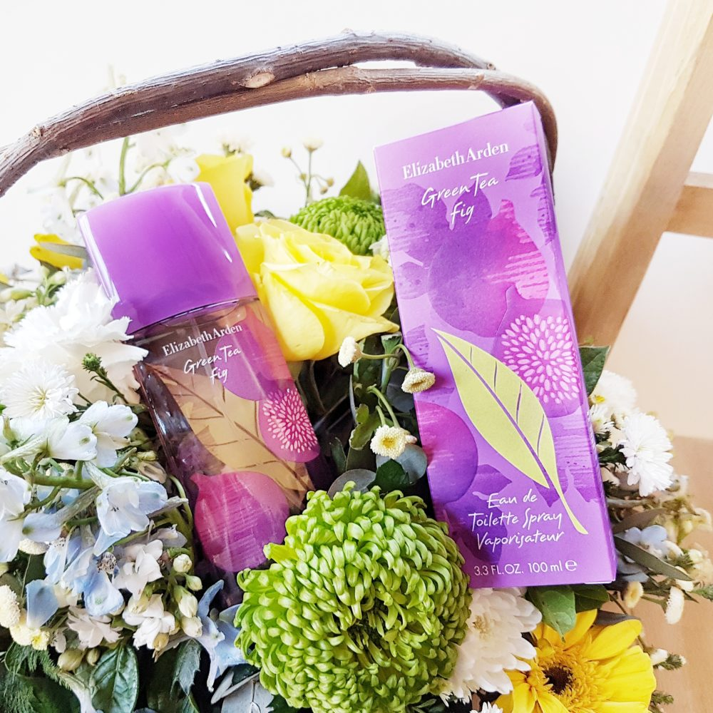 New Elizabeth Arden Fragrances for Spring/Summer Green Tea Fig