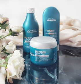 First Impressions Loreal Pro Keratin