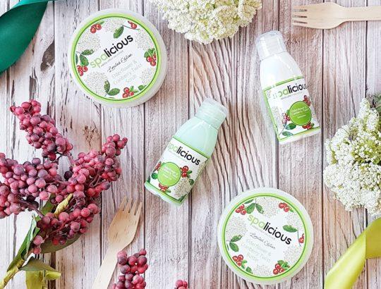 Spalicious Elderflower & Cranberry Twist Review
