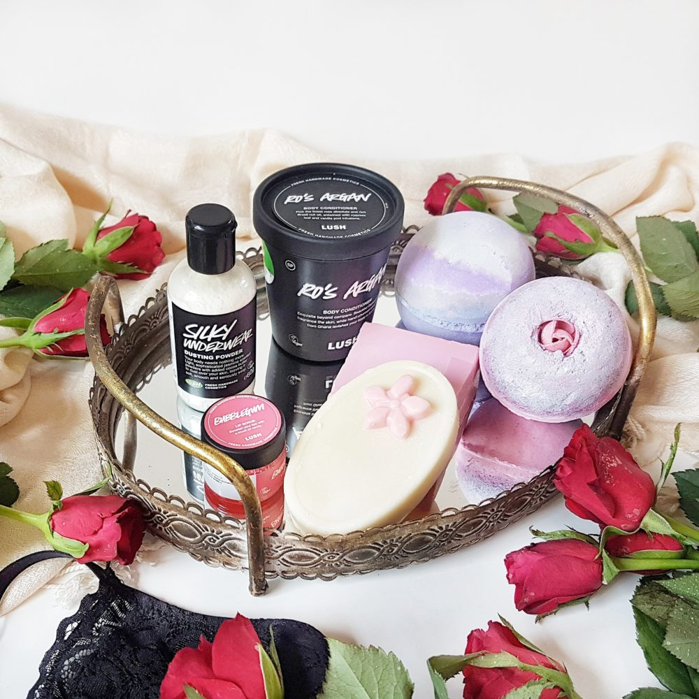 Gift Ideas for Valentine's Day from Lush