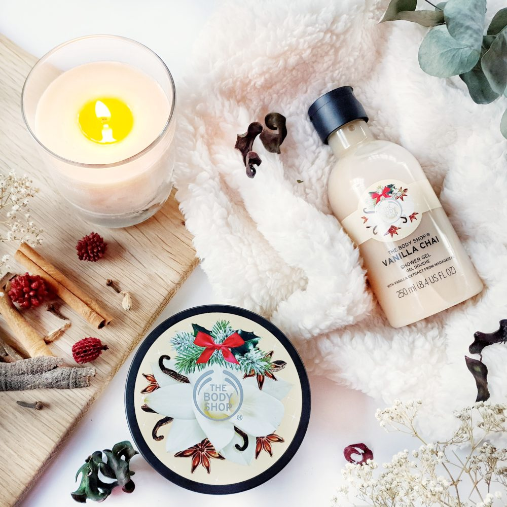 The Body Shop Vanilla Chai April First Impressions