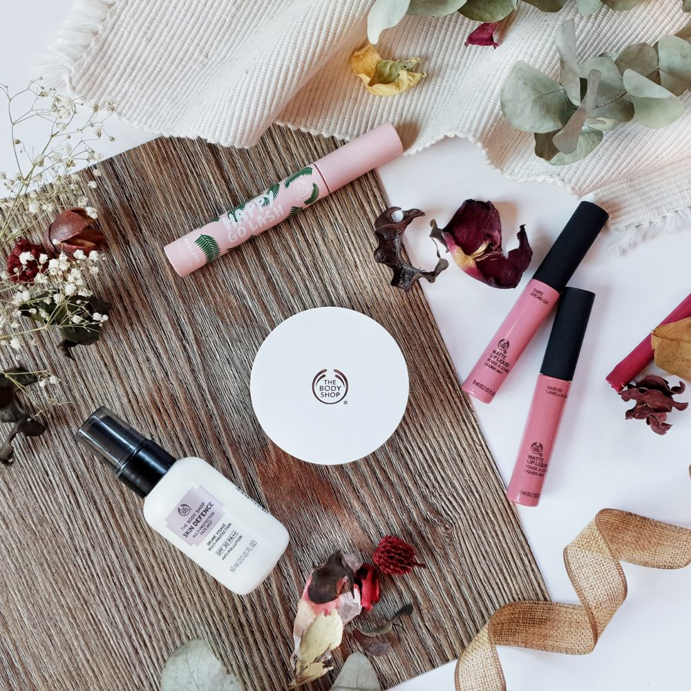 The Body Shop Makeup Review