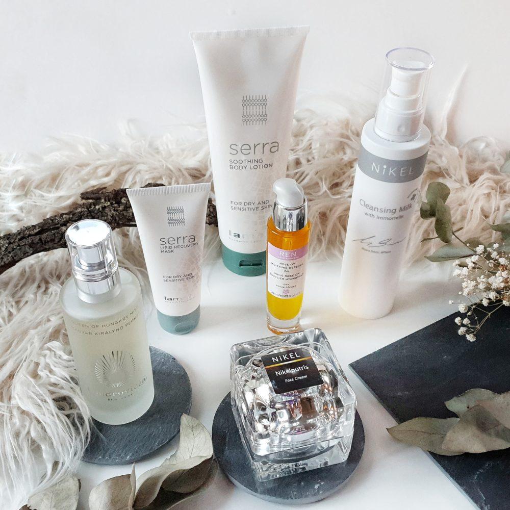 Winter Beauty Edit Skincare Picks