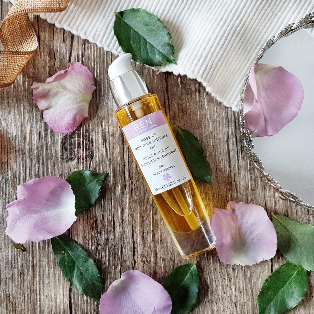 June Beauty Favourites REN Moisture Defense Oil