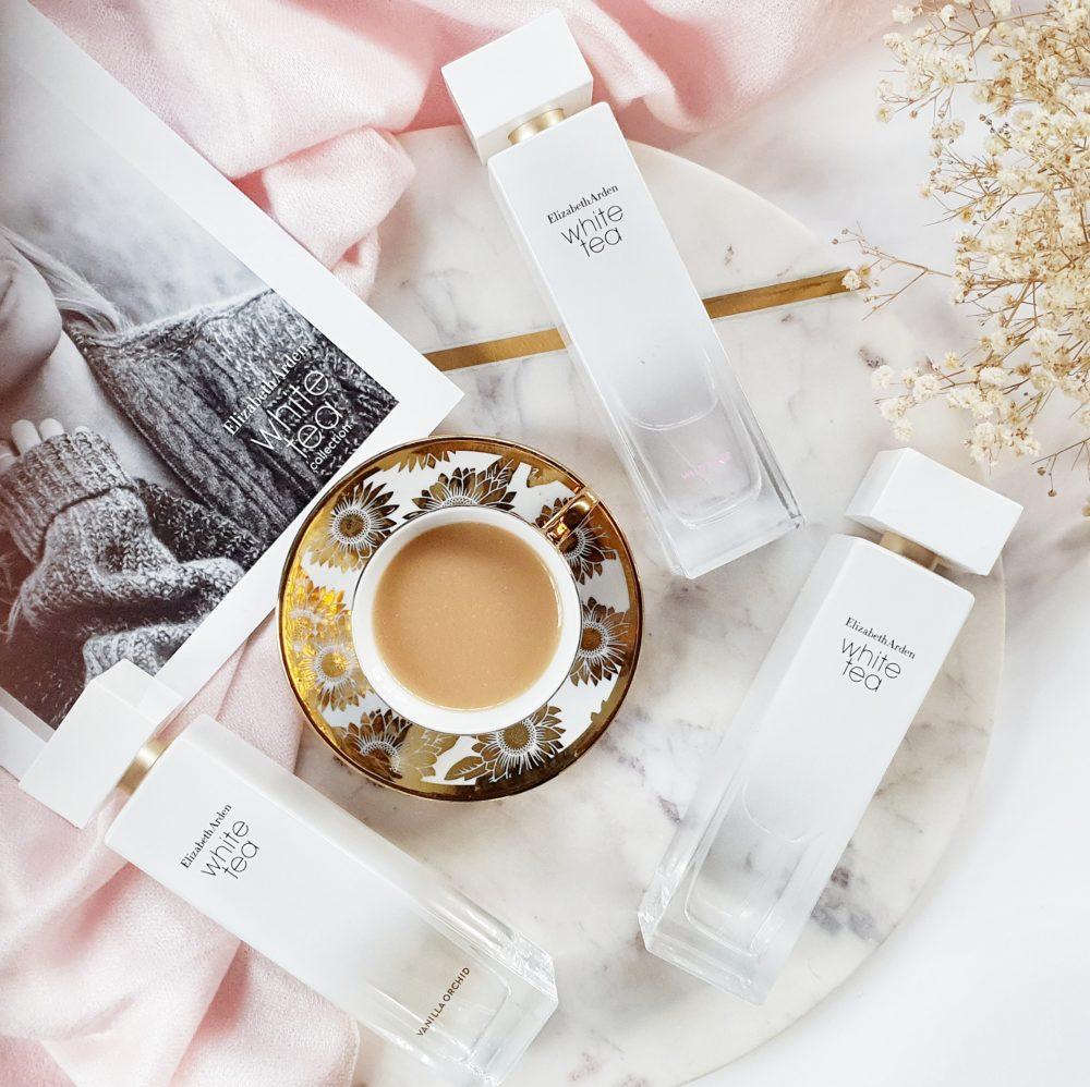 Elizabeth Arden South Africa White Tea Collection