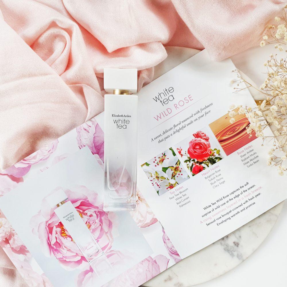 White tea Wild Rose Review