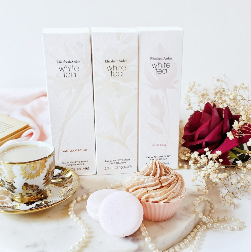Elizabeth Arden White Tea Collection Review