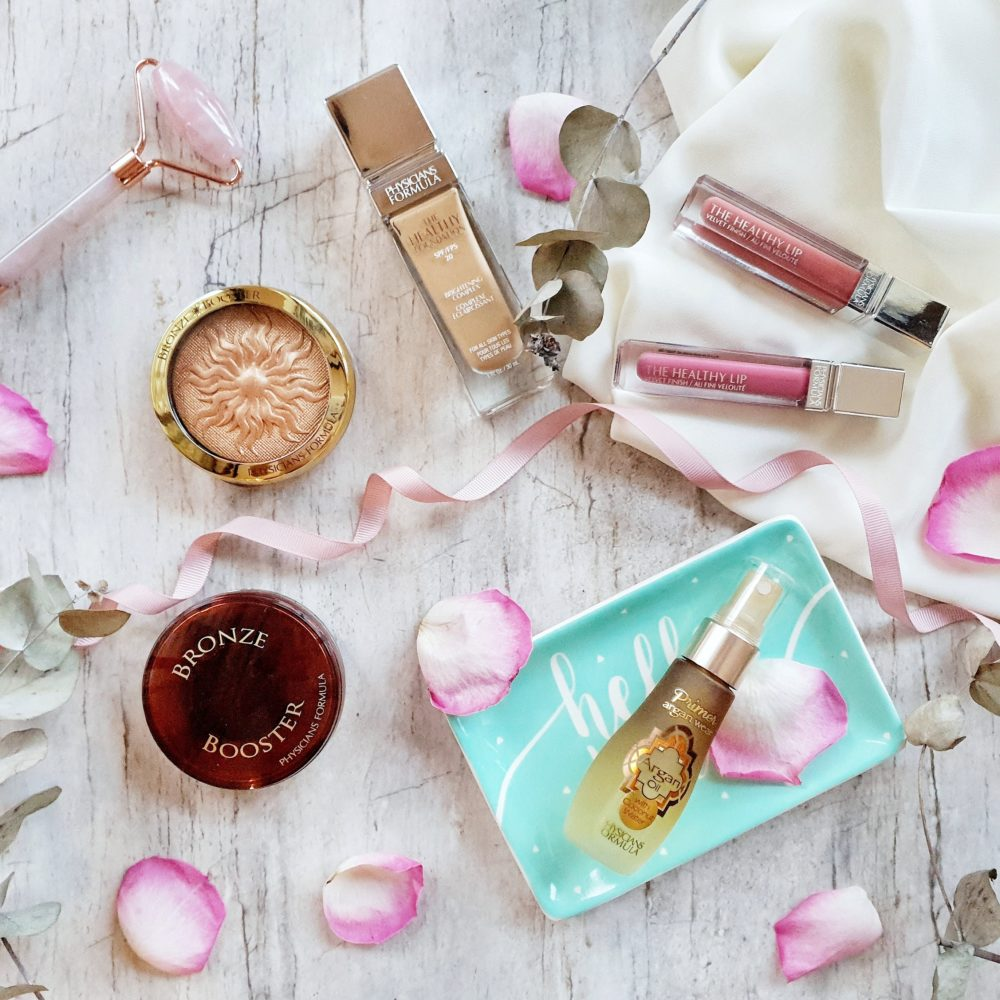 Physicians Formula Makeup Review and Swatches
