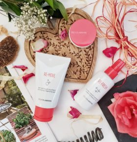 My Clarins Skincare Range Review