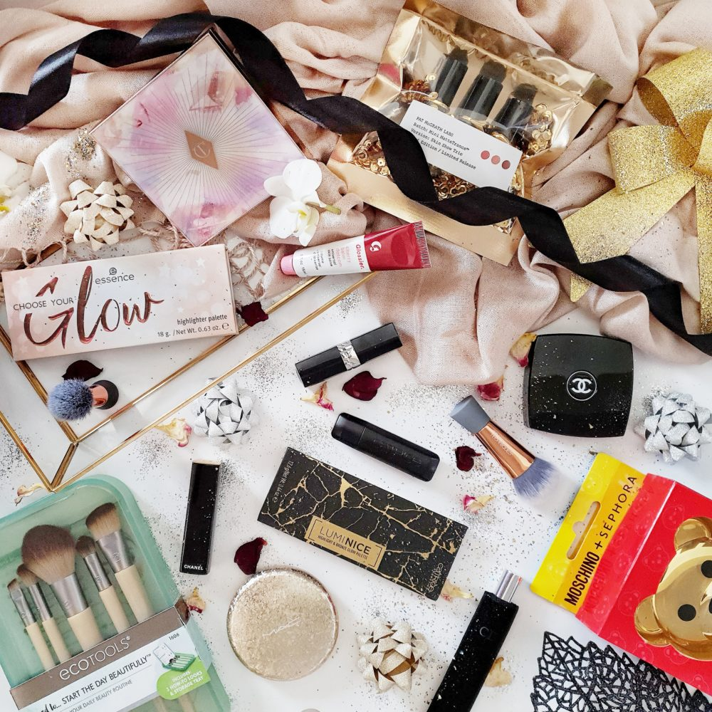 Christmas Gift Guide Makeup