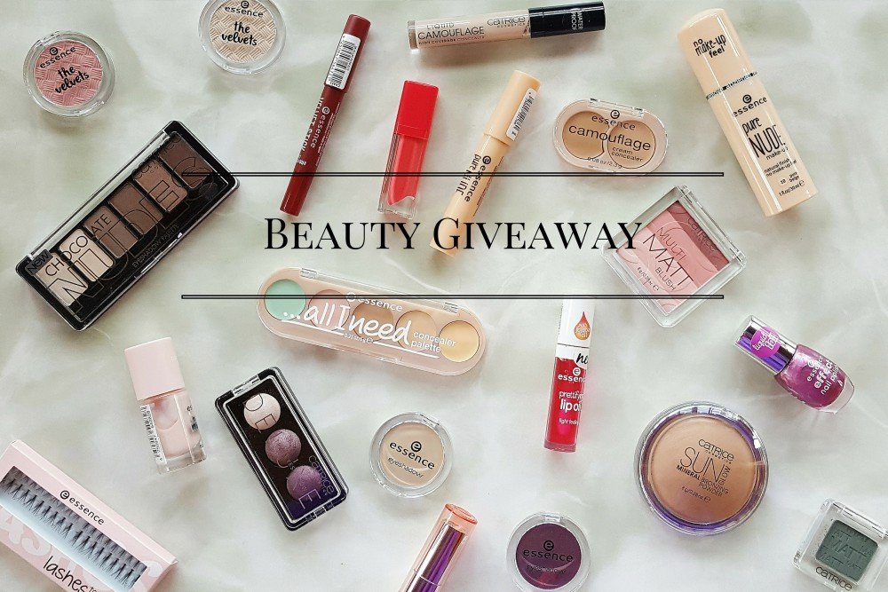 Makeup Giveaway With Essence And